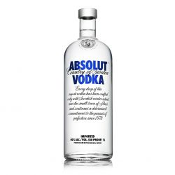 Vodka Absolut 4,5L