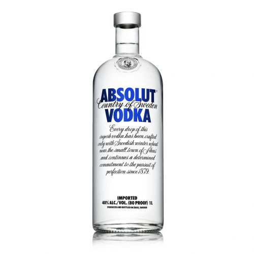 Absolut Vodka 4,5L