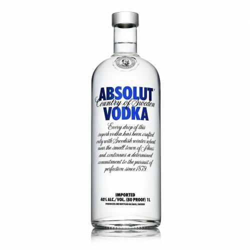 Vodka Absolut 4,5L