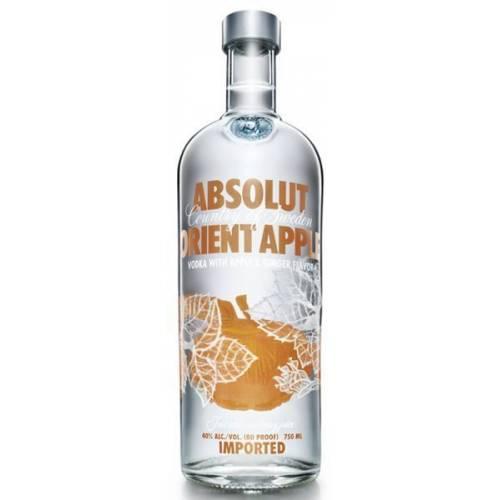 Vodka Absolut Orient Apple 1L