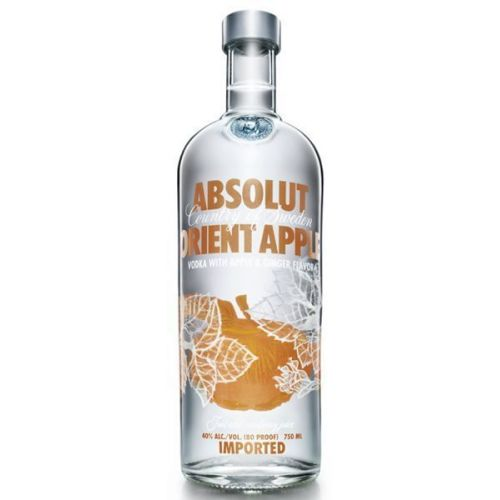 Absolut Vodka Orient Apple 1L