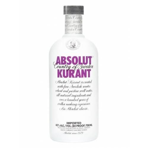 Vodka Absolut Kurant 1L