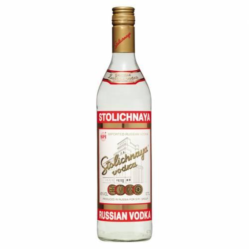 Vodka Stolichnaya Premium 1L