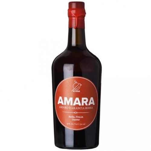 Amaro Amara - Arancia Rossa