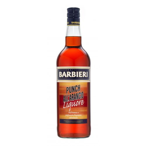 Liquore Punch Barbero Arancio