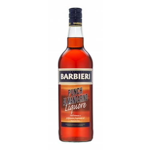 Liquore Punch Barbero Mandarino
