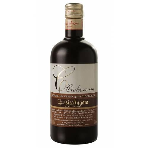 Liquore Rossi D'Angera Ciokcream