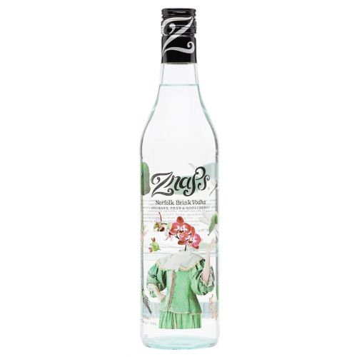 Vodka Znaps Norfolk Brink