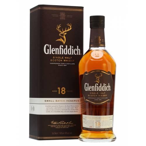 Whisky Glenfiddich 18Y Ancient