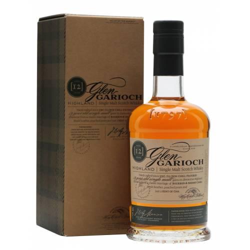 Whisky Glengarioch 12Y