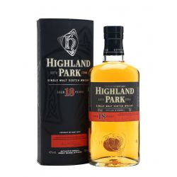 Whisky Highland park 18Y