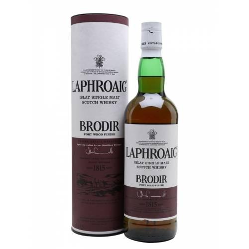 Whisky Laphroaig Brodir - Port Wood