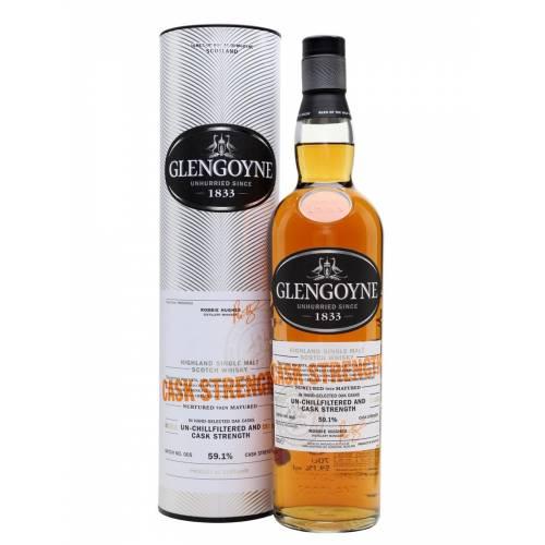 Whisky Glengoyne Cask Strenght
