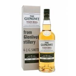 Whisky Glenlivet 16Y Nadurra