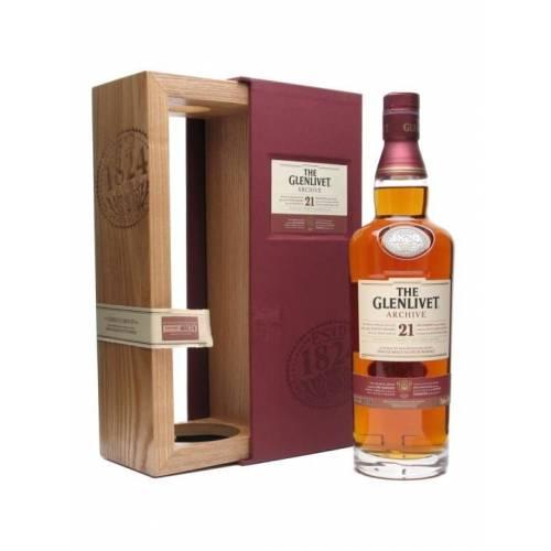 Whisky Glenlivet 21Y