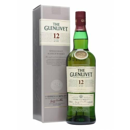 Whisky Glenlivet 12Y