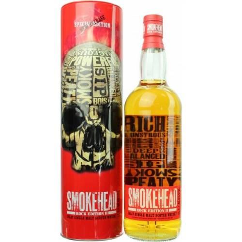 Whisky Smokehead Rock Edition