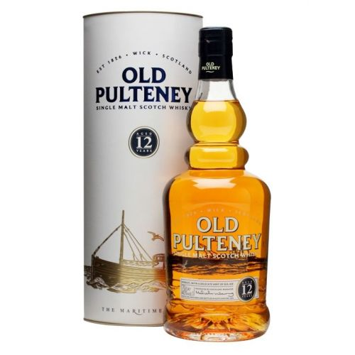 Whisky Old Pulteney 12Y
