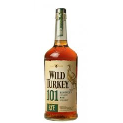 Whisky Wild Turkey 101 Kentucky Straight Rye