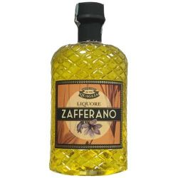 Liquore allo Zafferano Quaglia