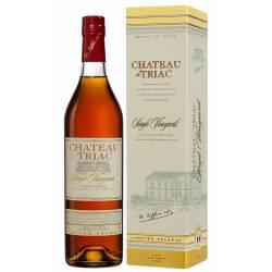 "Cognac Chateau De Triac ""SINGLE VINEYARD"" Gift Box"