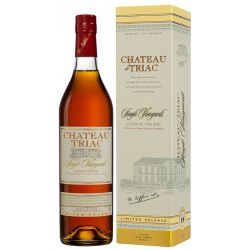 "Cognac Chateau De Triac ""SINGLE VINEYARD"" Gift Box"