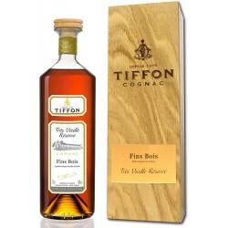 Cognac Tiffon FINE BOIS Oak Box