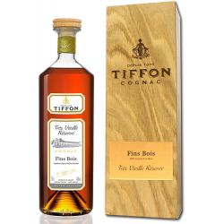 Cognac Tiffon FINE BOIS Oak Box