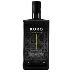 Gin Kuro Japanese-inspired