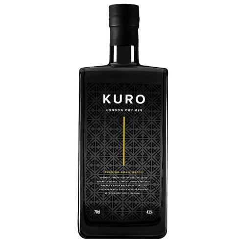 Gin Kuro Japanese-inspired