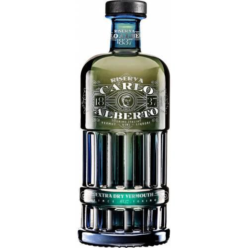 Vermouth Riserva Carlo Alberto Extra Dry Premium