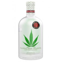Cannabis Sativa Gin - Fibre Hemp Flavourred