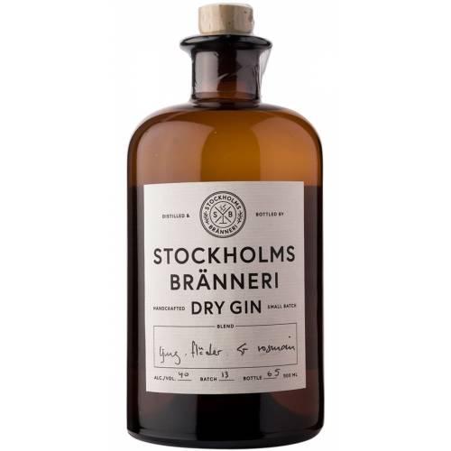 Gin Stockholms Bränneri Organic