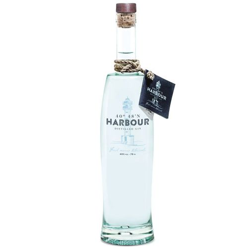 Gin Harbour 40° 48'N Distilled