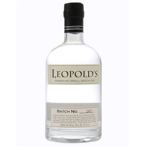 Leopold's Brothers Gin