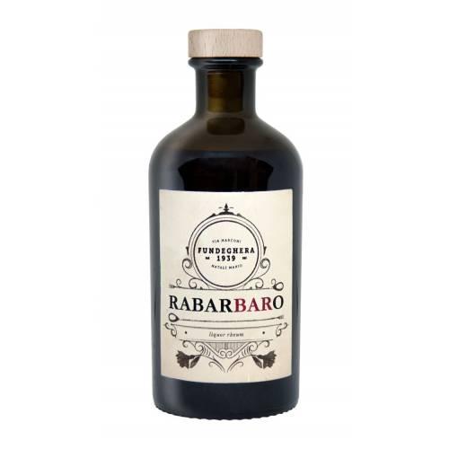 Fundeghera Amaro di Rabarbaro