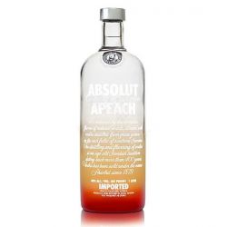 Absolut Vodka Apeach 1L