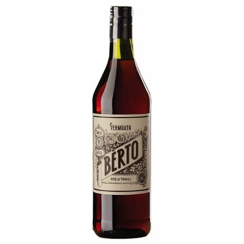 Vermouth Berto Rosso 1L