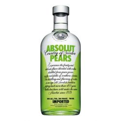 Absolut Vodka Pears