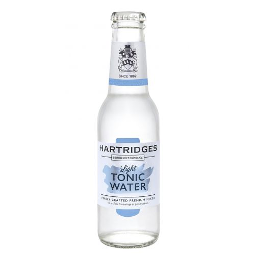 Hartridges Light Sugar Free Tonic Water