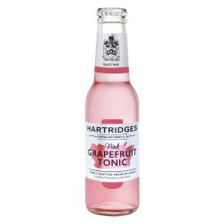 Hartridges Pink Grapefruit Tonic Water