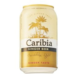24 x Caribia Ginger Beer