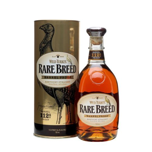 Whisky Wild Turkey Rare Breed Barrel Proof