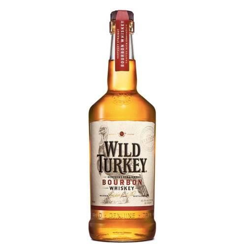 Wild Turkey 81 Proof Bourbon Whisky
