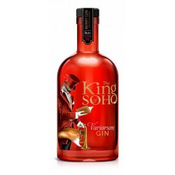 Gin The King of Soho Variorum Pink Berry