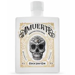 Gin Amuerte Coca Leaf White Lim. Ed.