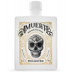 Gin Amuerte Coca Leaf White Limited Edition