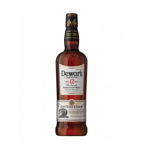 Whisky Dewar's 12Y