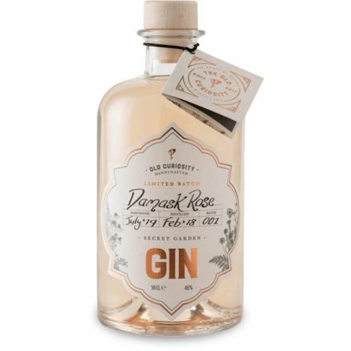 Damask Rose Gin
