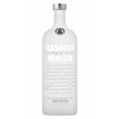 Vodka Absolut Vanilla 1L